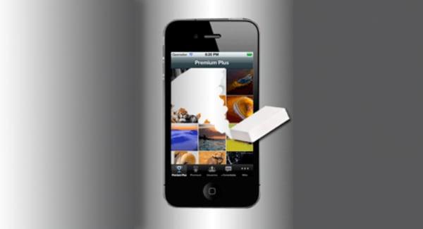 Como eliminar todas las fotos del iphone?