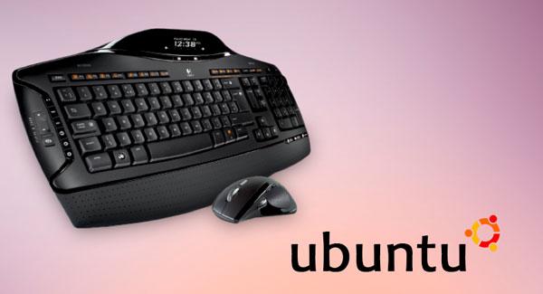 Como Conectar Logitech MX5500 a UBUNTU.