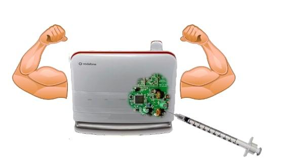 Cambiar Firmware al Router de Vodafone Huawei HG556a