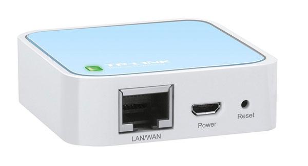 Como resetear OpenWrt a valores de fabrica en un router TPLink WR703N