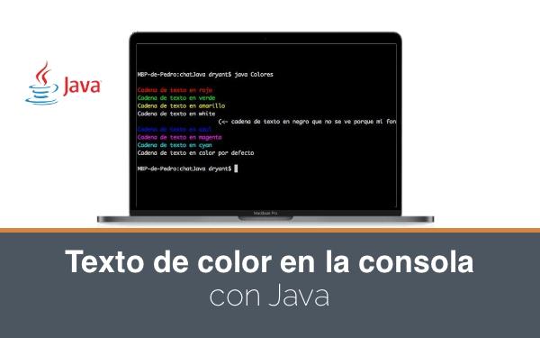 ColoresConsolaJava