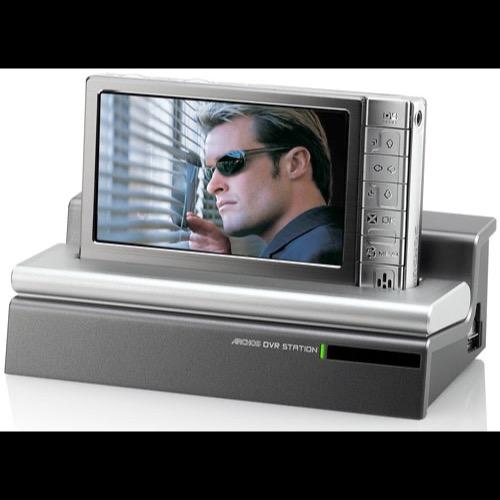 Reproductor multimedia retro. Archos AV604.